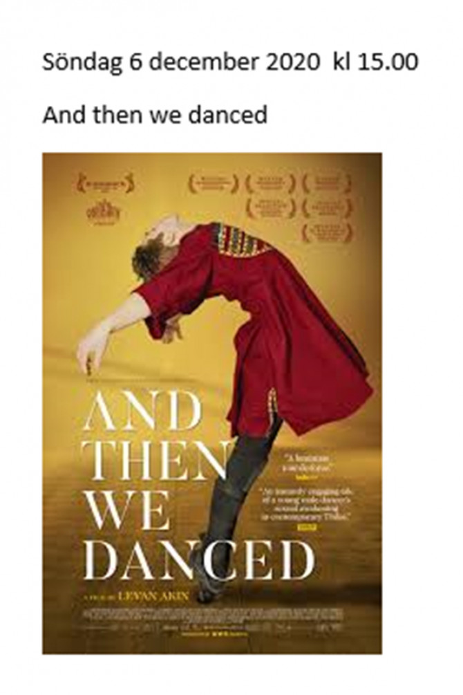 Bio: And then we danced