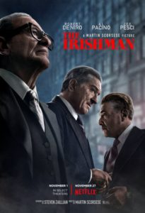 Bio: The Irishman @ Burträskarnas Hus