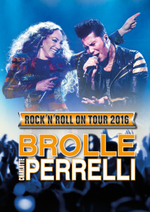 Rock'n roll on tour 2016 @ Folkparken Bursiljum