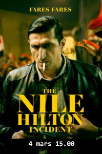 Bio: The Nile Hilton Incident @ Burträskarnas Hus
