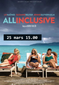 Bio: All Inclusive @ Burträskarnas Hus